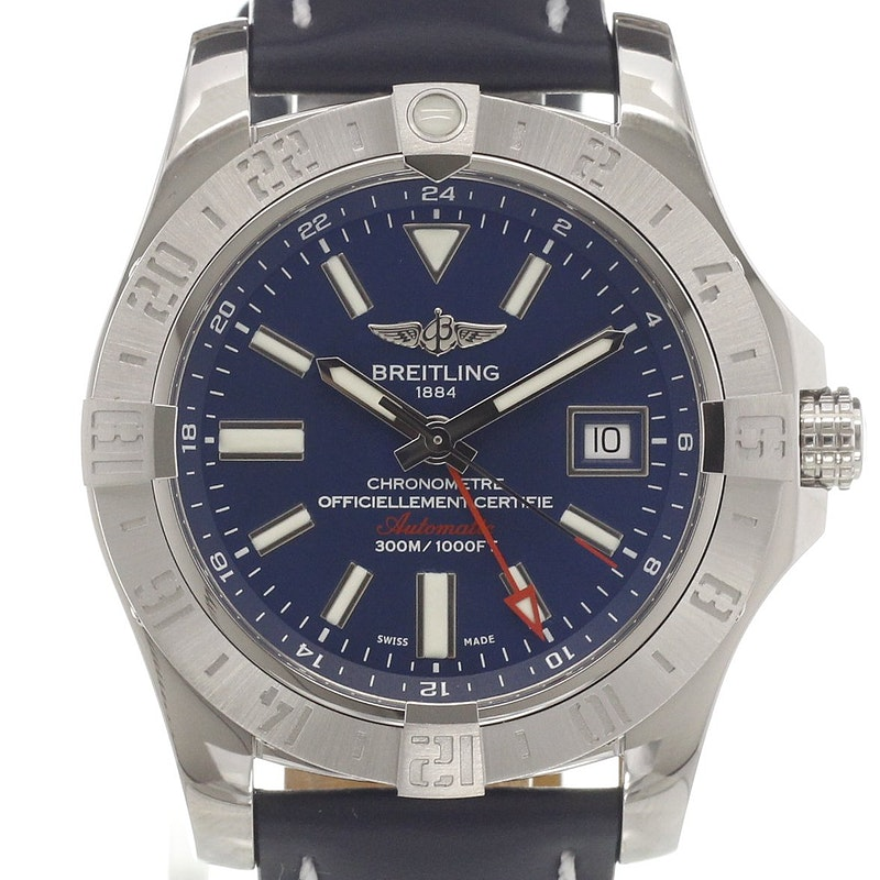 new arrival 2239b dc436 Breitling Avenger II GMT A3239011.C872.105X.A20BA.1