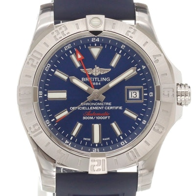 Breitling Avenger II GMT - A3239011.C872.158S.A20S.1