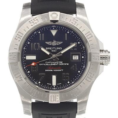 Breitling Avenger II Seawolf - A17331101B1S2