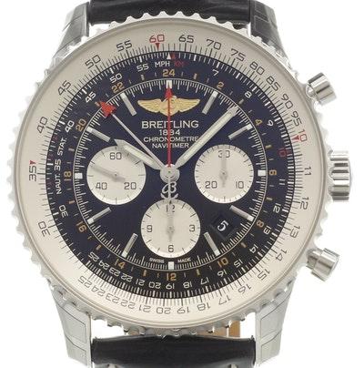 Breitling Navitimer 1 B04 Chronograph GMT 48 - AB0441211B1P1
