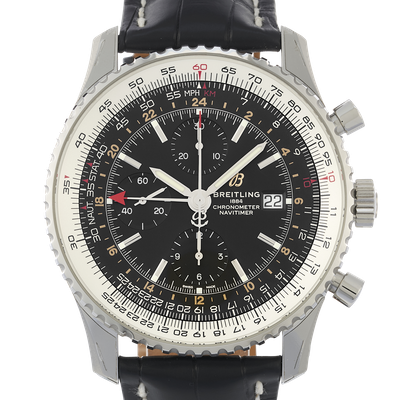 Breitling Navitimer 1 Chronograph GMT 46 - A2432212.B726.760P.A20BA.1