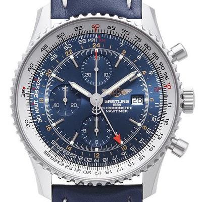 Breitling Navitimer 1 Chronograph GMT 46 - A2432212.C651.101X.A20BA.1