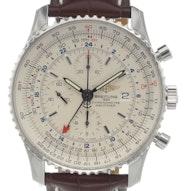 Breitling Navitimer 1 Chronograph GMT 46 - A2432212.G571.756P.A20BA.1