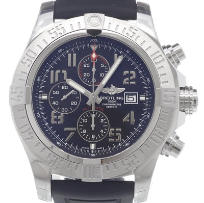 Breitling Super Avenger II - A1337111.BC28.154S.A20S.1