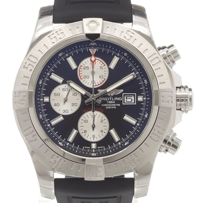 Breitling Super Avenger II - A1337111.BC29.154S.A20S.1