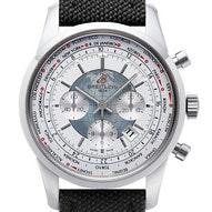 Breitling Transocean Chronograph Unitime - AB0510U0.A732.104W.A20BA.1