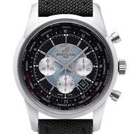 Breitling Transocean Chronograph Unitime - AB0510U4.BB62.104W.A20BA.1