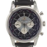 Breitling Transocean Chronograph Unitime - AB0510U4.BB62.441X.A20BA.1