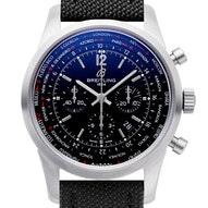 Breitling Transocean Chronograph Unitime Pilot - AB0510U6.BC26.104W.A20BASA.1