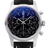 Breitling Transocean Chronograph Unitime Pilot - AB0510U6.BC26.441X.A20BASA.1
