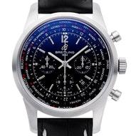 Breitling Transocean Chronograph Unitime Pilot - AB0510U6.BC26.760P.A20BASA.1