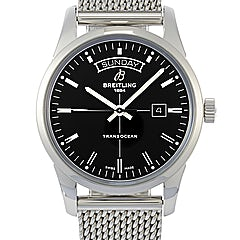 Breitling Transocean Day & Date - A45310121B1A1