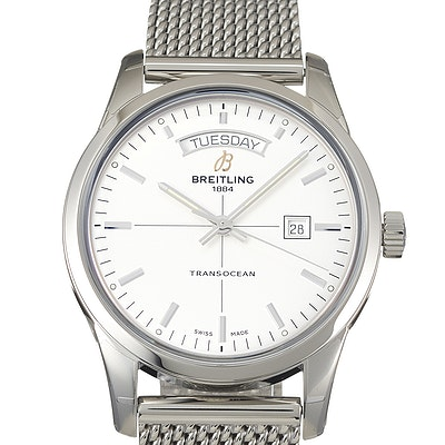 Breitling Transocean Day & Date - A45310121G1A1