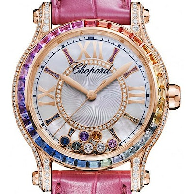 Chopard Happy Sport 36 Automatic - 274891-5007