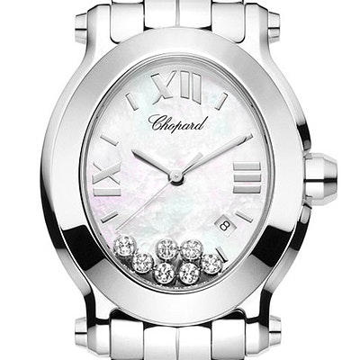 Chopard Happy Sport Oval - 278546-3003