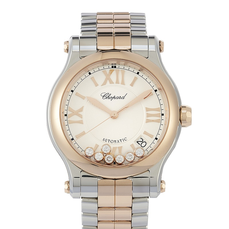 332b50ec9 Chopard Happy Sport 278559-6002 for Sale | CHRONEXT
