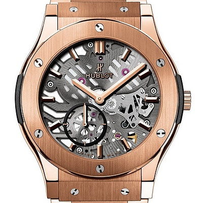 Hublot Classic Fusion Ultra-Thin Skeleton - 545.OX.0180.OX
