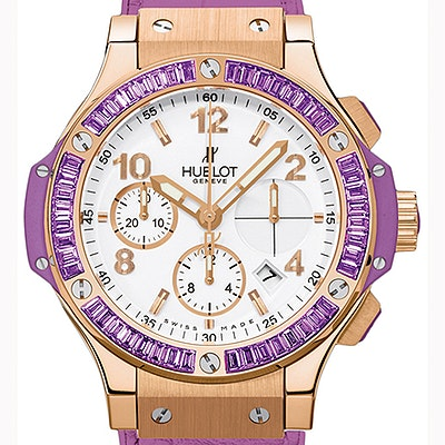 Hublot Big Bang Tutti Frutti Purple - 341.PV.2010.LR.1905
