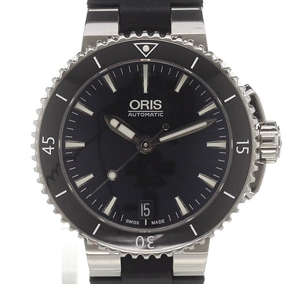 Oris Aquis Date - 01 733 7652 4154-07 4 18 34