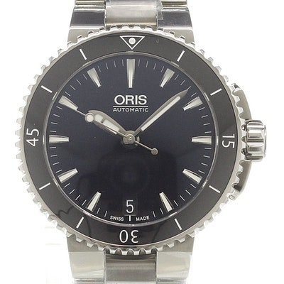 Oris Aquis Date - 01 733 7652 4154-07 8 18 01P