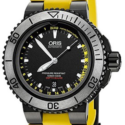 Oris Aquis Date Depth Gauge - 01 733 7675 4754-Set RS