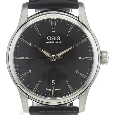 Oris Artelier Date - 01 733 7670 4054-07 1 21 74FC