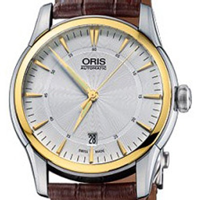 Oris Artelier Date - 01 733 7670 4351-07 5 21 70FC