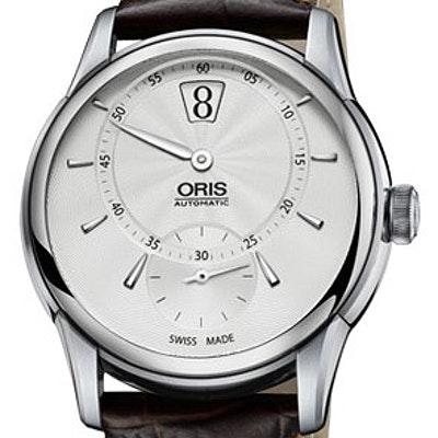 Oris Artelier Jumping Hour - 01 917 7702 4051-07 5 21 70FC
