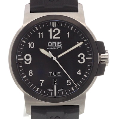 Oris BC3 Advanced Day Date - 01 735 7641 4364-07 4 22 05