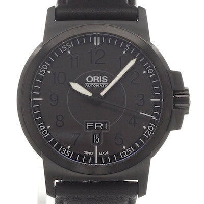 Oris BC3 Advanced Day Date - 01 735 7641 4764-07 5 22 56B