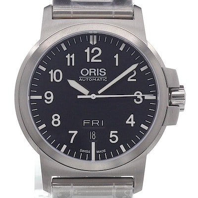 Oris BC3 Advanced Day Date Sportsman - 01 735 7641 4164-07 8 22 03