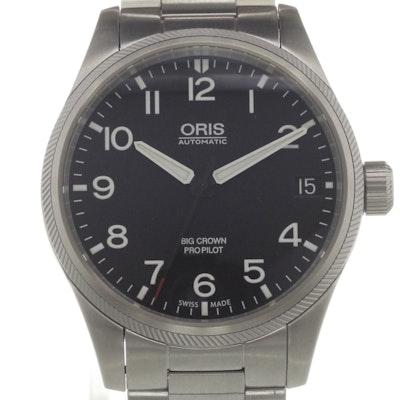 Oris Big Crown ProPilot - 01 751 7697 4164-07 8 20 19