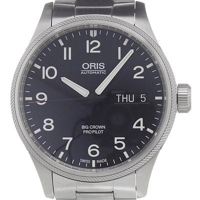 Oris Big Crown ProPilot - 01 752 7698 4164-07 8 22 19