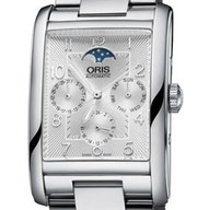 Oris Rectangular Complication - 01 582 7694 4061-07 8 24 20