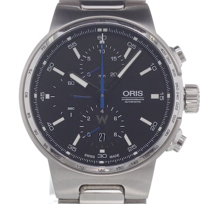 Oris Williams Chronograph - 01 774 7717 4154-07 8 24 50