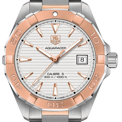 Tag Heuer Aquaracer Calibre 5 Automatic - WAY2150.BD0911