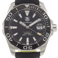 Tag Heuer Aquaracer Calibre 5 - WAY211A.FC6362