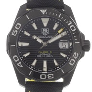 Tag Heuer Aquaracer Calibre 5 - WAY218A.FC6362