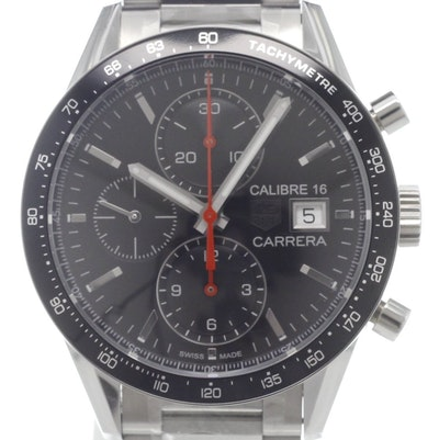 Tag Heuer Carrera Calibre 16 Automatic Chronograph - CV201AK.BA0727