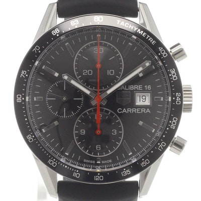 Tag Heuer Carrera Calibre 16 Automatic Chronograph - CV201AK.FT6040