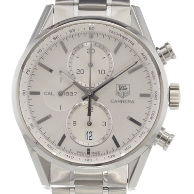 Tag Heuer Carrera Calibre 1887 Automatic Chronograph - CAR2111.BA0724