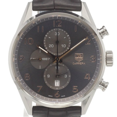 Tag Heuer Carrera Calibre 1887 Automatic Chronograph - CAR2013.FC6313