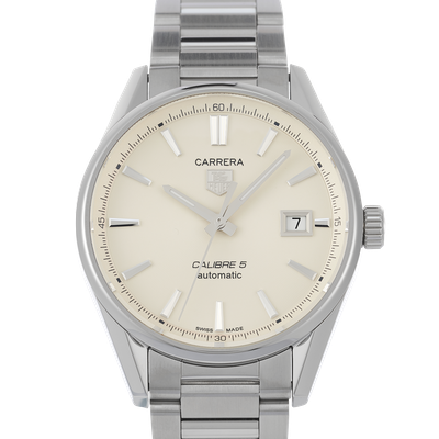 Tag Heuer Carrera Calibre 5 Automatic - WAR211B.BA0782