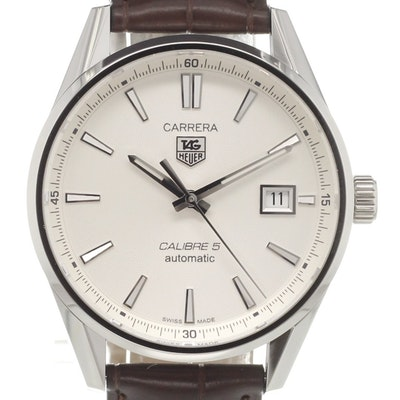 Tag Heuer Carrera Calibre 5 Automatic - WAR211B.FC6181