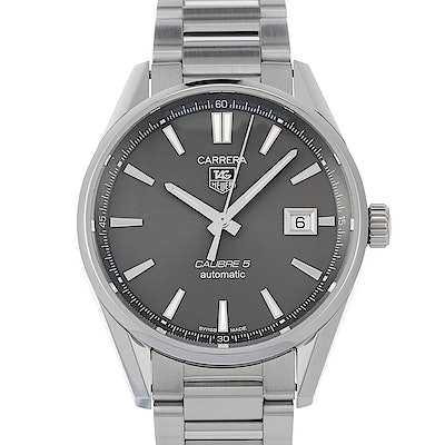 Tag Heuer Carrera Calibre 5 Automatic - WAR211C.BA0782