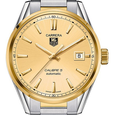 Tag Heuer Carrera Calibre 5 Automatic - WAR215A.BD0783