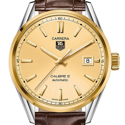 Tag Heuer Carrera Calibre 5 Automatic - WAR215A.FC6181