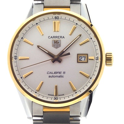 Tag Heuer Carrera Calibre 5 Automatic - WAR215B.BD0783
