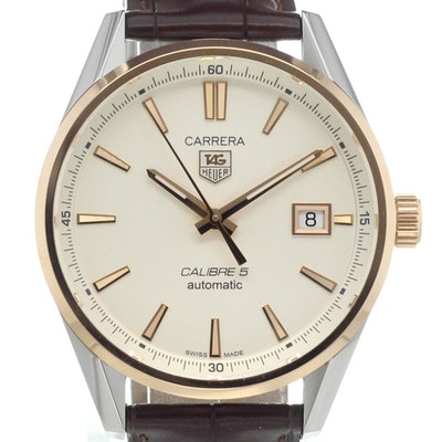 Tag Heuer Carrera Calibre 5 Automatic - WAR215D.FC6181