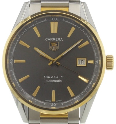 Tag Heuer Carrera Calibre 5 Automatic - WAR215E.BD0784
